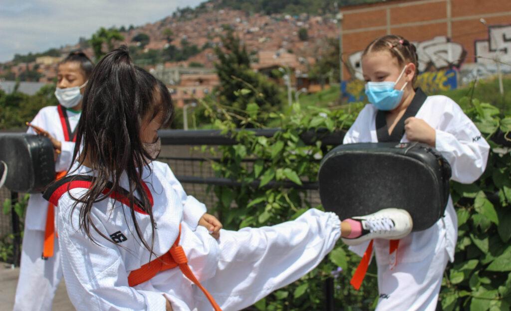 artes-marciales-en-medellin-gratis